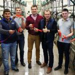 1123 ІМК запустила першу чергу молочно-товарної ферми на Чернігівщині