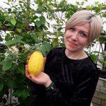 8656 Ольга Стребкова: між роботою і вирощуванням лимонів я вибрала лимони