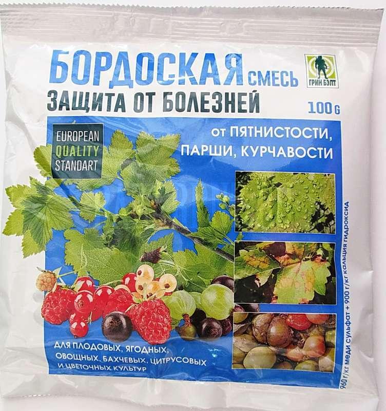 Бордоська рідина для обробки рослин інструкція та відгуки