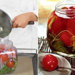 10832 Консервируем томаты: помидоры маринованные классические, со свеклой, фаршированные, вяленые и в желе