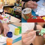 11176 Идеи для новогодних каникул с детьми: мастер-класс по изготовлению броши