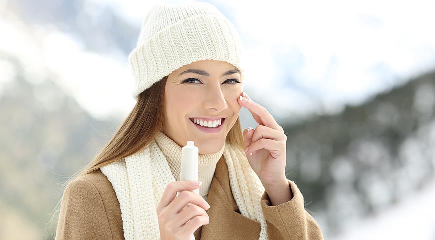 11153 Как ухаживать за кожей лица в холодное время года?