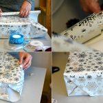 11150 Упаковка подарков к Новому году своими руками: фото и видео