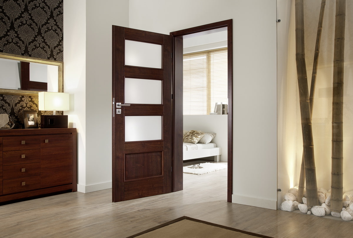 11306 Как подчеркнуть красоту дверей цвета «венге»