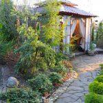 11573 Как сделать в саду уголок в китайском стиле